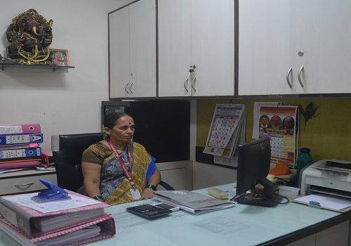 Mrs. Jayshree V. Ranade